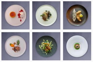 Six by Nico sees Scottish chef Nico Simeone heading to London with his six-dish tasting menu