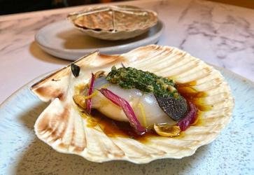 Test Driving Hélène Darroze at Home - a three-Michelin starred meal delivered by The Connaught