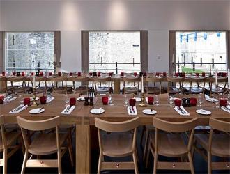 The Perkin Reveller opens right next to the Tower of London
