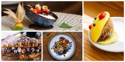 Special dishes in London restaurants for Easter