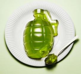 Experimental Food Society returns with food weaponry and human cakes