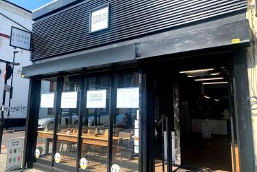 Fine and Grosso Coffee Station opens in Finsbury Park