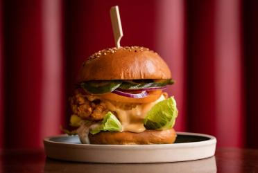 Burger and Lobster launch a whole lobster tail burger