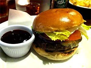 Byron launch new bourbon burger and bourbon list