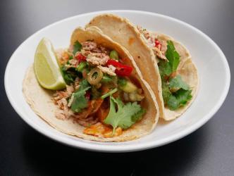 Rapsa launches a Filipino taco pop-up in Selfridges