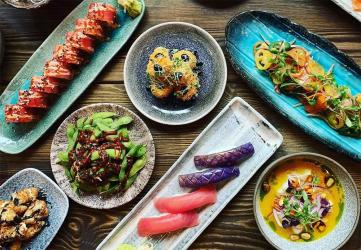 Sushi Revolution opens in Brixton, from Sticks'n'Sushi alumni