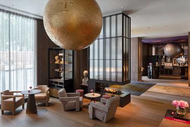 First look inside The Londoner 'super boutique' hotel on Leicester Square