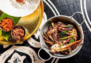 Hoppers is bringing their Sri Lankan food to Kings Cross