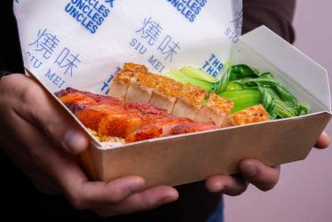 Three Uncles bring their Cantonese roast meats to Camden's Hawley Wharf