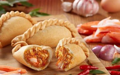 Old Chang Kee are now delivering their curry puffs across London