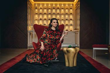 Gizzi Erskine is launching a three month residency The Nitery at the St Martins Lane London hotel