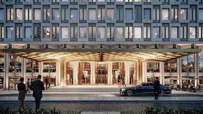 The Chancery Rosewood unveiled as the hotel that's taking over the old US Embassy on Grosvenor Square