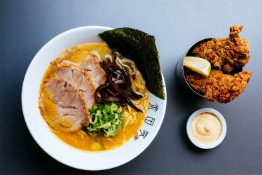 Kanada-Ya is cooking up ramen for Carnaby and Ealing