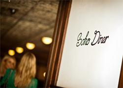 Electric in Soho - we Test Drive Soho Diner