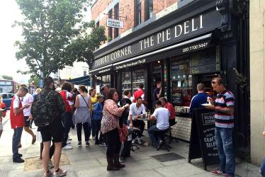 Piebury Corner closes both of its pie delis