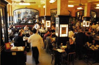 Keith McNally confirms he'll open in London this Autumn. But will it be Balthazar?