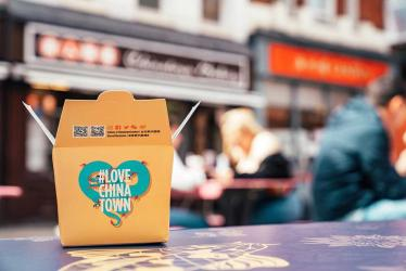 Dine alfresco this autumn with Chinatown's new 'Take Put' boxes