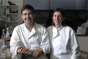 Our Hot Dinners - Sam and Sam Clark of Moro pick their favourite London restaurants