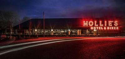 Motels get the Soho House makeover - we check into Mollie's Motel and Diner