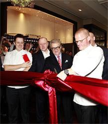 Is Heston Blumenthal opening Dinner in New York?