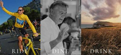 LeBlanq launches its luxury cycling tours with Raymond Blanc and Bradley Wiggins