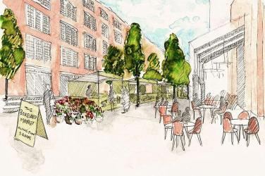 Boulevard Market attracts St John Bakery and more to Islington Square