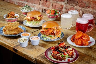 Chick n' Sours bring their new meal kit to the nation