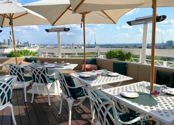 Test Driving the Polo Lounge at The Dorchester Rooftop - Beverly Hills hits Park Lane