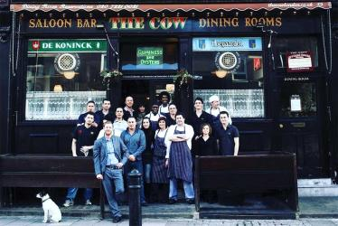 Notting Hill's The Cow pub is facing a battle for survival