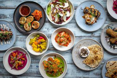 The Mildreds team are opening Mallow - a plant based restaurant at Borough Market