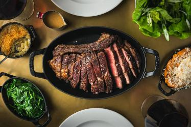Hawksmoor team up with Ocado to deliver steaks