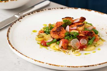 Sycamore Vino Cucina in Covent Garden is an all day Italian with a destination bar