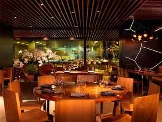Sushi with a little Moscow pizazz - we check out Novikov in Mayfair