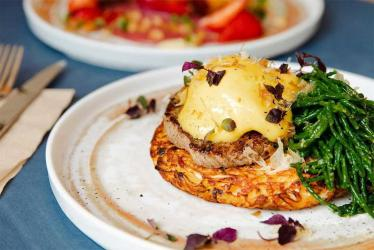Friends of Ours brings its Hoxton-meets-Aussie brunches to Wandsworth's Ram Quarter