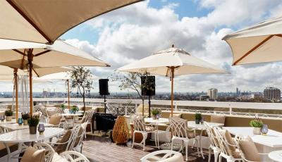 Beverly Hills hotspot the Polo Lounge is popping up on The Dorchester Rooftop