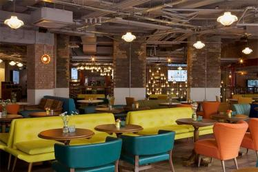 Picturehouse Central cinema opens in Piccadilly with Martin Brudnizki-designed restaurant