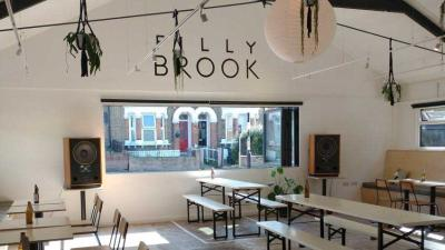 Leyton's Filly Brook pub crowdfunds its way to a new alfresco space