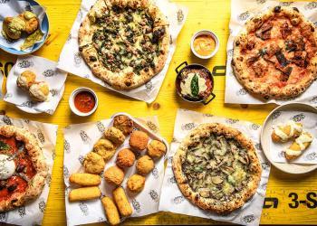 081 Pizzeria brings Neapolitan pizzas and tapas to Peckham Levels