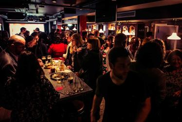 Hot Dinners celebrates the 2020 Murphia List with a party at Gibney's London