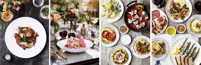 Petersham Nurseries opens The Petersham and La Goccia restaurants in Covent Garden