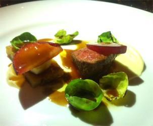 Mark Poynton's A Taste of Alimentum at the Landmark London