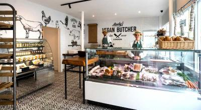 Rudy's is bringing a vegan butcher to Islington's Upper Street