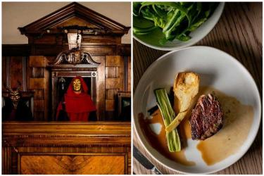 Secret Theatre's The Invitation takes over the Town Hall Hotel in Bethnal Green