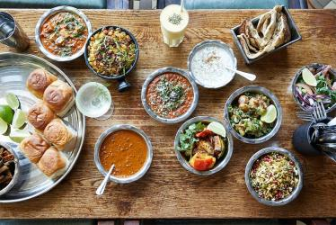 The best food delivery & takeaway restaurants in Shoreditch, Spitalfields and The City