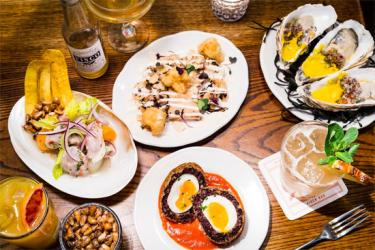 Martin Morales to bring Ceviche to Old Street