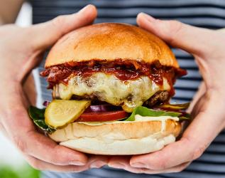The Joanna's burger pop-up is returning
