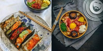 Nori To Go sees Alex Craciun popping up with amazing looking temaki in Shoreditch