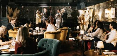 The Ned reveals The Parlour, a new basement jazz and cabaret bar
