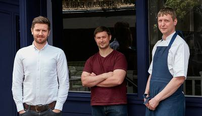 Neo-Bistro comes to Mayfair from Anglo and Harwood Arms chefs