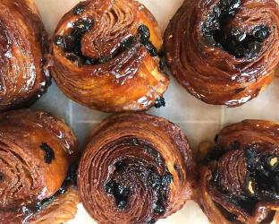 Flor's amazing lardy buns are now being sold at Dalston's Snackbar